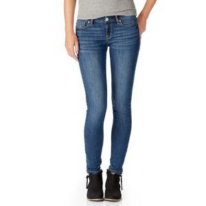 Aeropostale Lola Jegging Jeans Dark Faded Wash